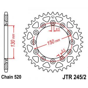 JTR 245/2.52 Звезда