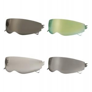 Солнечный визор COMBAT SILVER MIRROR, цвет Серый, зеркальный