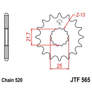 JTF 565.15 Звезда