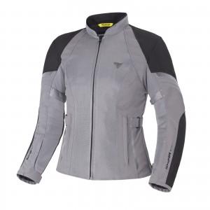 Текстильная женская куртка SHIMA JET LADY JACKET GREY p.S