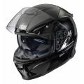 Шлем IXS HX 315 черный глянец р.M