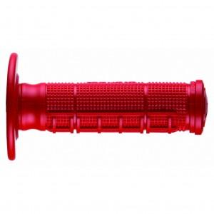 Ariete, 02621/A-R, Ручки руля кроссовые Half Waffle красные
