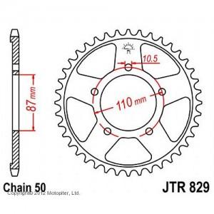 JTR 829.46 Звезда