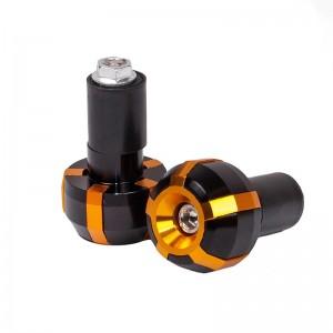 Грузики руля (комплект) XL-350ORG, цвет Оранжевый