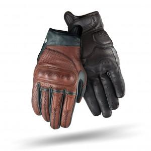 Перчатки SHIMA CALIBER BROWN p.XL