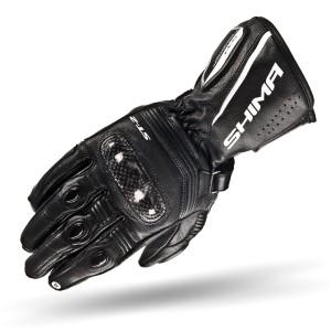 Перчатки SHIMA ST-2 BLACK p.M