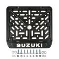 Рамка для номера мотоцикла нового образца SUZUKI