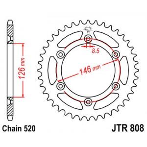 JTR 808.46 Звезда