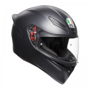 Шлем AGV K1 черный матовый p.MS