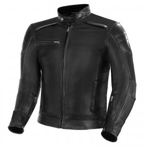 Кожаная куртка SHIMA BLAKE JACKET BLACK р.XXXL