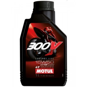 Motul 300V 4T FL Road Racing 15W-50 1л