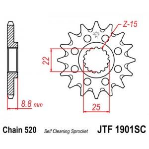 JTF 1901.15SC Звезда