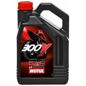 Motul 300V 4T FL Road Racing 5W-40 4л