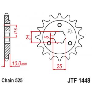 JTF 1448.15 Звезда