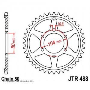 JTR 488.41 Звезда