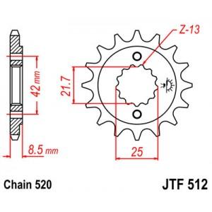 JTF 512.16 Звезда