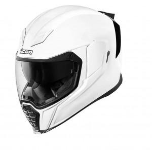 Шлем Icon Airflite Gloss белый p.M
