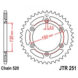 JTR 251.50 Звезда