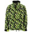 Куртка Снегоходная SLEDNECKS DestroyerJacket-Limon Print p.XL