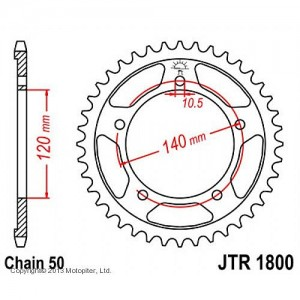 JTR 1800.40 Звезда