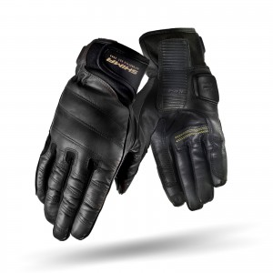 Перчатки SHIMA REVOLVER Black p.XL