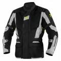 Текстильная куртка REBELHORN HARDY II gray black fluo yellow р.L