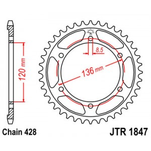 JTR 1847.48 Звезда