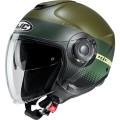 Шлем HJC i 40 UNOVA MC4SF p.XL