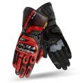 Перчатки SHIMA STR-2 BLACK/RED p.XL