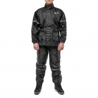 Дождевик WET DOG куртка+штаны черный р.L