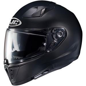 Шлем HJC i 70  SEMI FLAT BLACK p.S