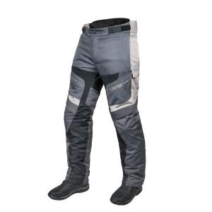 Мотоштаны LONG RIDE PANT текстиль, цвет Антрацит/Бежевый, Размер M
